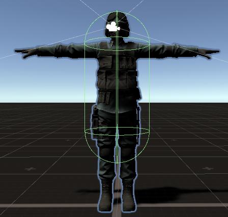 Unity Tutorial - Full Body FPS Controller - Part 1 : Base